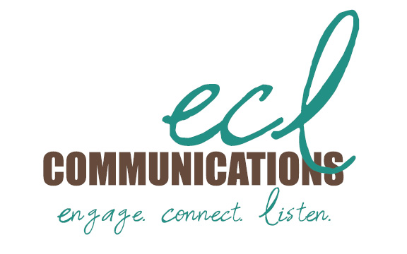 ECL logo with tagline LR