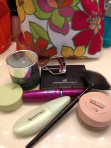 Make-up, Clinique, Maybelline, Aveeno