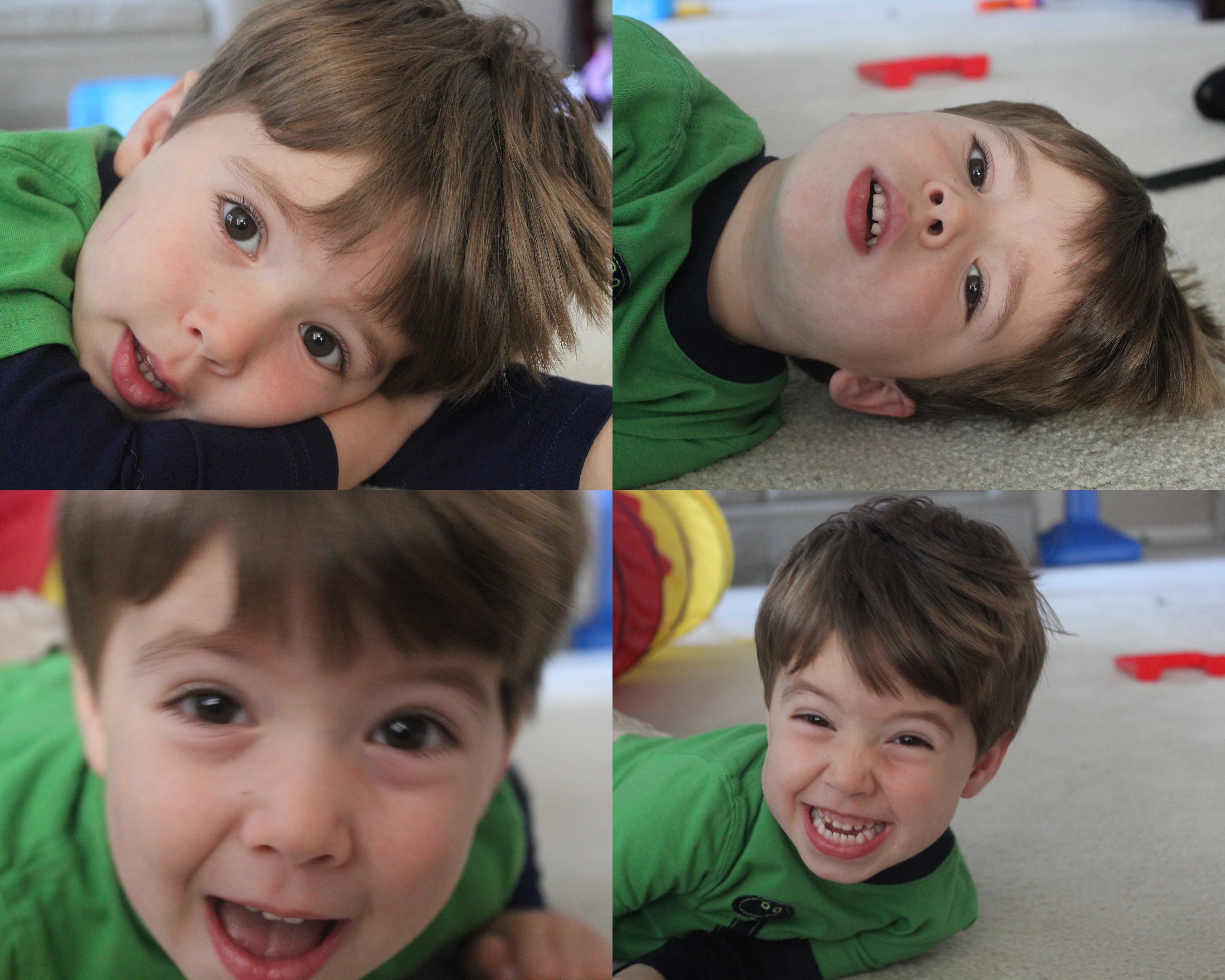 A Letter to My Son on His Third Birthday -