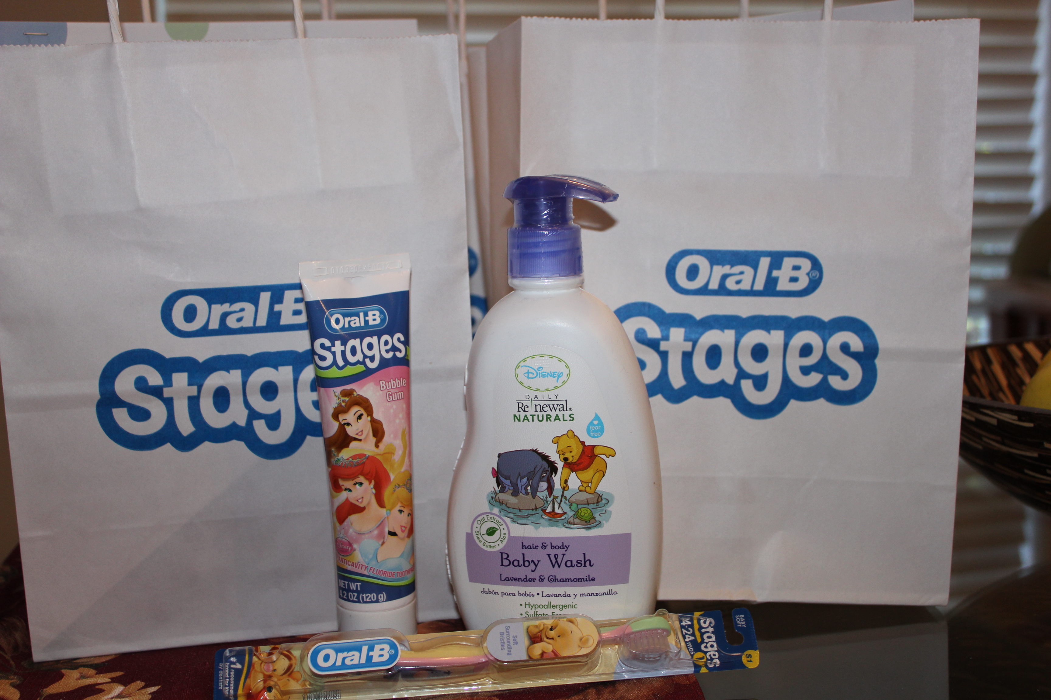 Oral-B Gift Bags