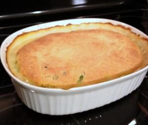 Who Wants Chicken Pot Pie? {a recipe}