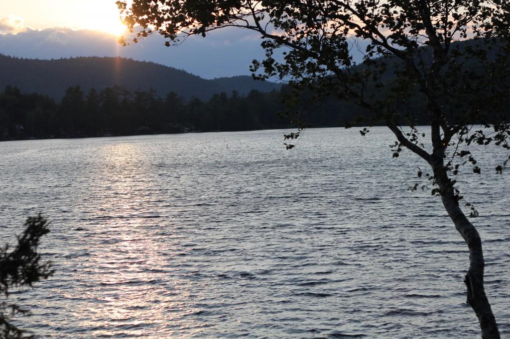 The Beauty of Lake Waukewan