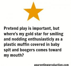 Where's My Gold Star?