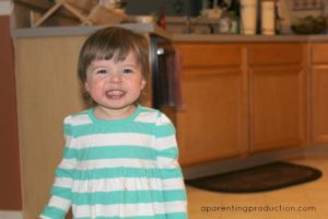 A letter to my daughter on her second birthday