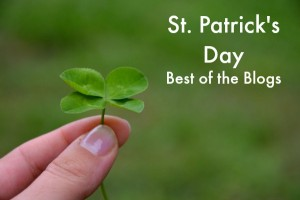 St Patty's Day Fun {best of the blogs}