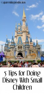 Tips for Doing Disney with Young Kids