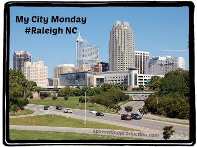 my city Monday