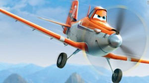 Finally!  A great movie for the under 6 set {Disney Planes}