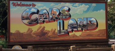 Cars Land, California Adventure Park