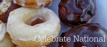 National Doughnut Day 2014