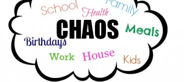 Chaos: A Parenting Production