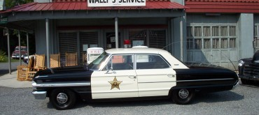 Squad Car Tours 2004