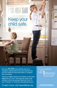 Where do you store your medicine? Safety tips for parents