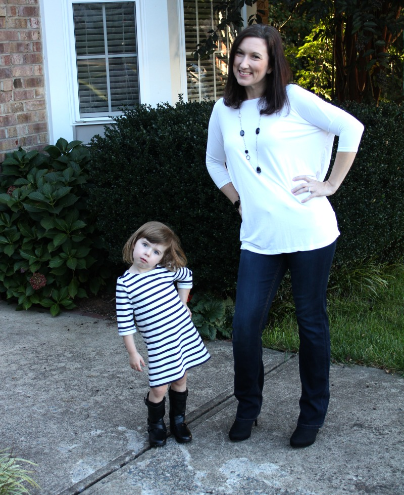 Fall outfits with Rack Room boots
