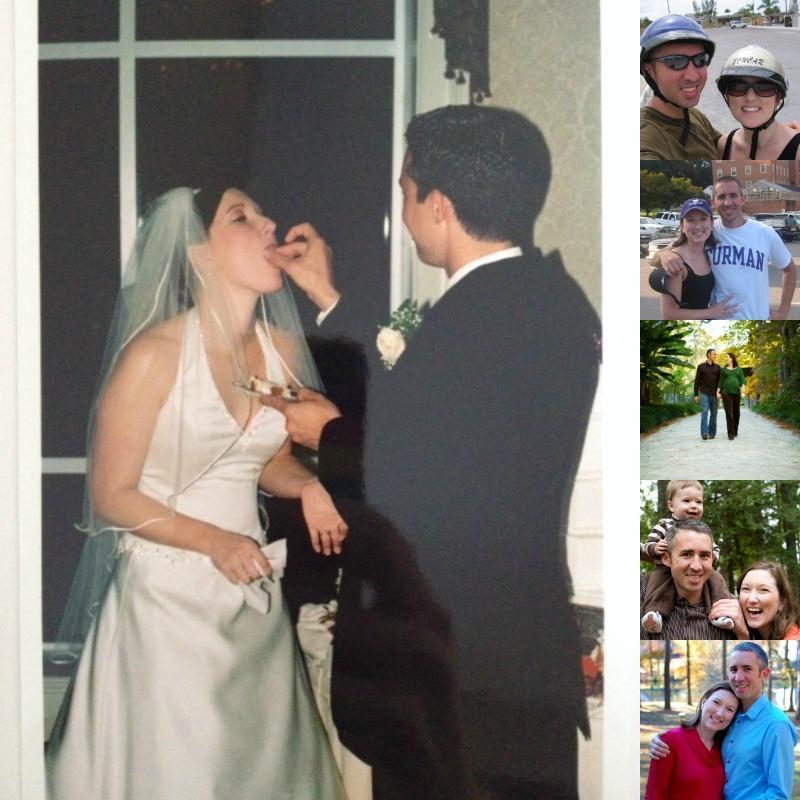 Ten years of marriage