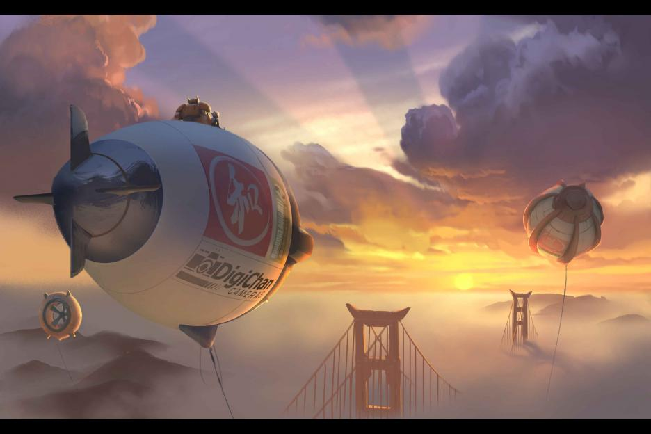 Big Hero 6 movie review - A Parenting Production