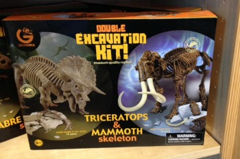 Excavation Kit - holiday gift guide