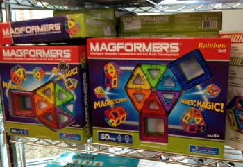 Magformers - holiday gift guide