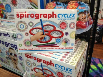 Spirograph Cyclex - holiday gift guide