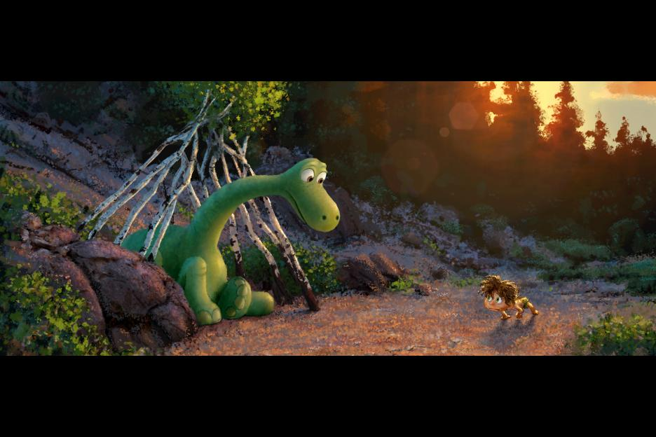 The Good Dinosaur - Disney