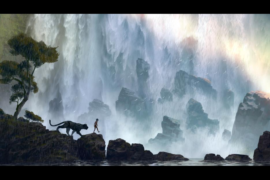 The Jungle Book 2015