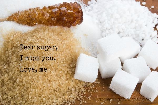 i miss sugar