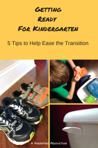 GettingReady For Kindergarten (1)