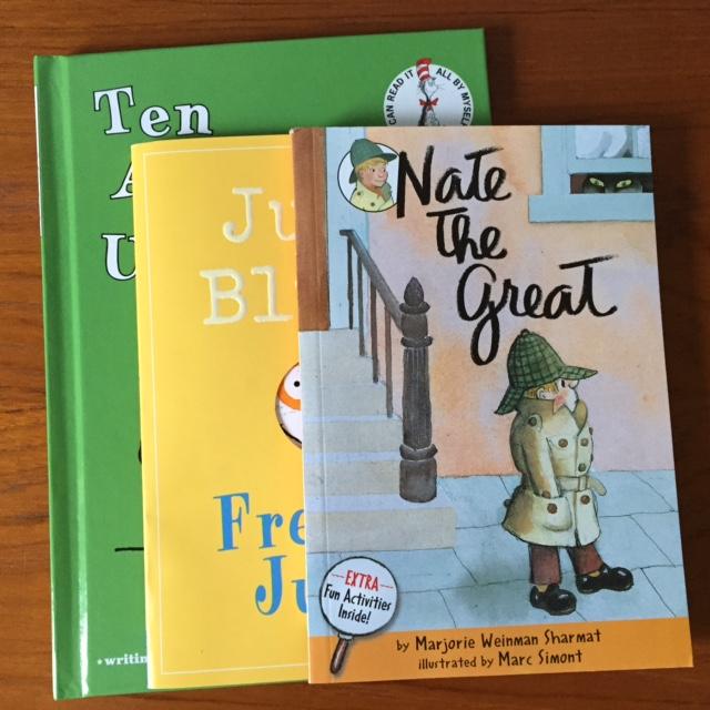 Book for Kindergarteners
