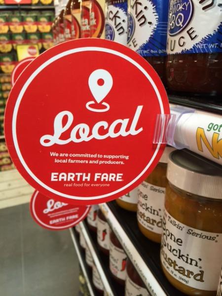 Local at earth fare