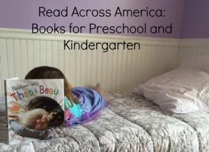 Books for preschoolers and kindergarteners