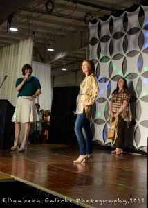 Southern Womens Show Fashion Show