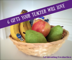 More Than Just an Apple – 6 Gifts Your Teacher Will Love