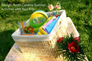 Summer activities for the kids in Raleigh, NC