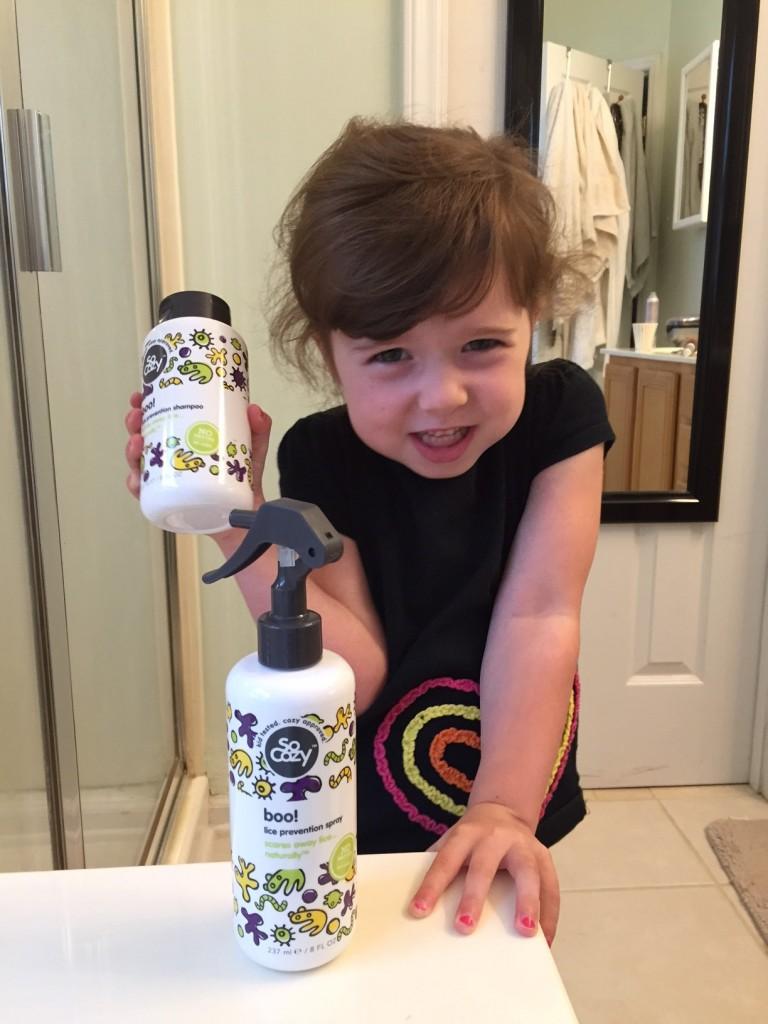 Boo - SoCozy lice prevention