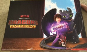 Race to the Edge with new Netflix show #StreamTeam