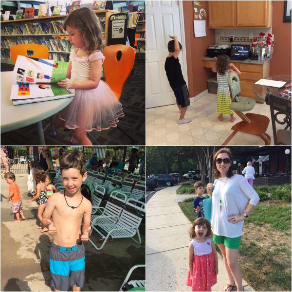 Summer Photos- Lane Family