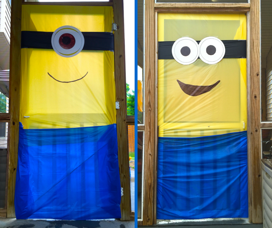 How to have a minions themed birthday bash for Decoration minion