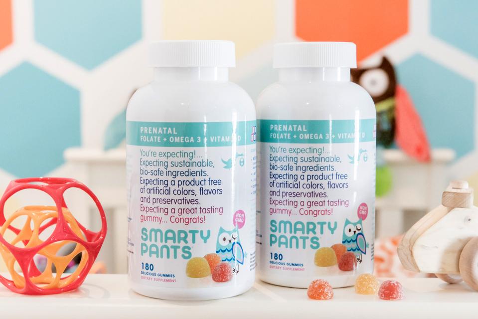 smartpants prenatal vitamins