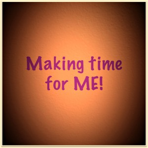 Making time for me! #takebackme