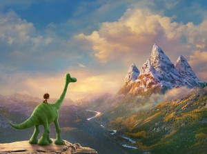 The Good Dinosaur Goes Straight For Your Heart #GoodDino