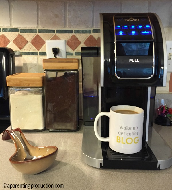 Touch Coffee Maker