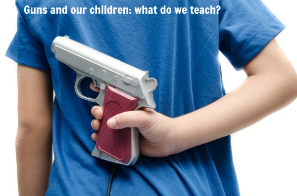 Guns and our kids