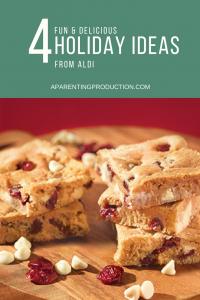 Enjoy the Season: 4 Holiday Ideas from ALDI