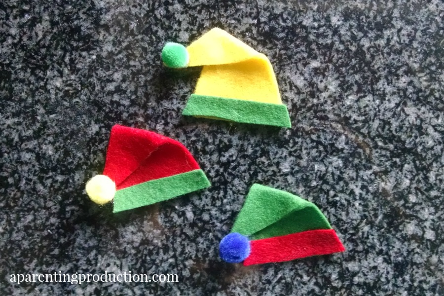Quick and Easy Snowman Christmas Ornament Craft