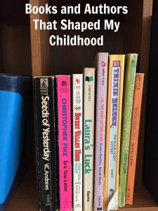 Books and authors that made my childhood