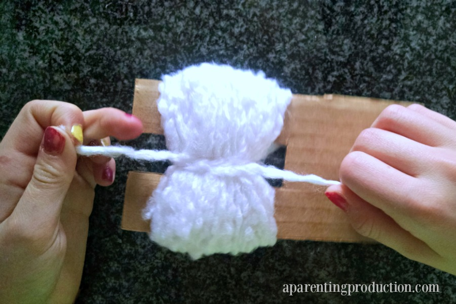 How to make fluffy white DIY Indoor Snowballs. My kids would love these!