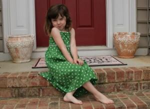 E, age 5