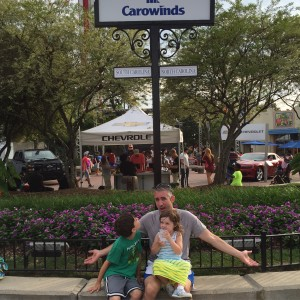 Family Trip to Carowinds