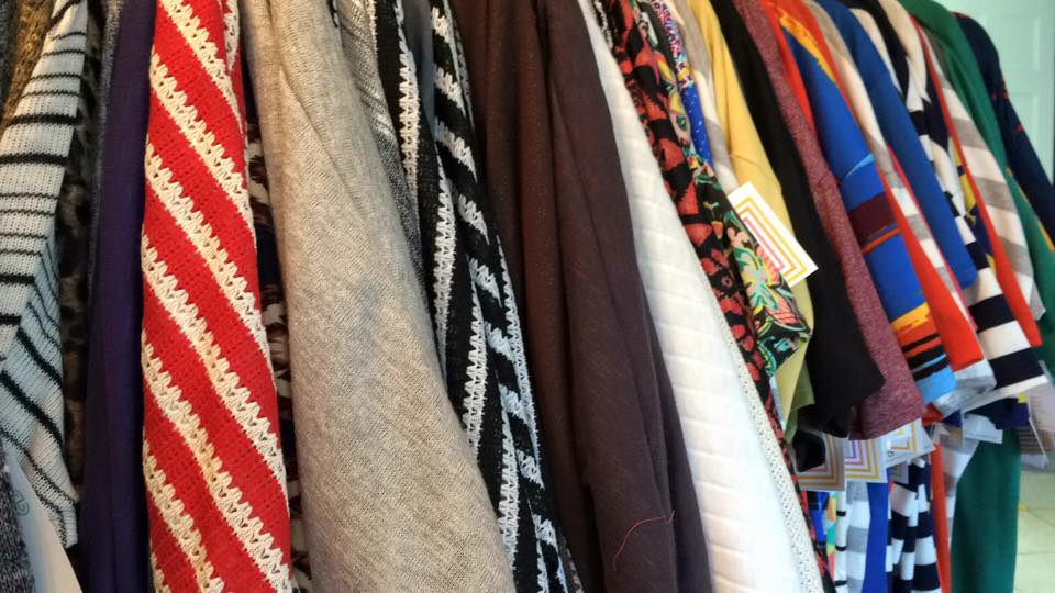 LulaRoe clothing and patterns