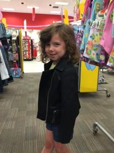 Target Cat & Jack jacket